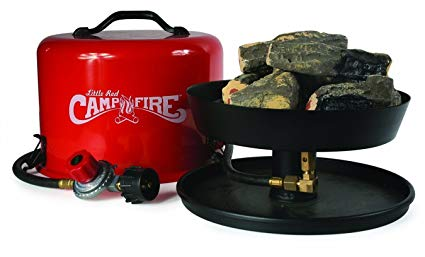 Camping gifts this year may include a portable fire pit.