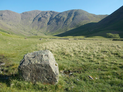 pillar and black sail from mosedale
