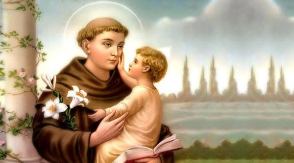 Santo Antonius dari Padua, Antonius Padua
