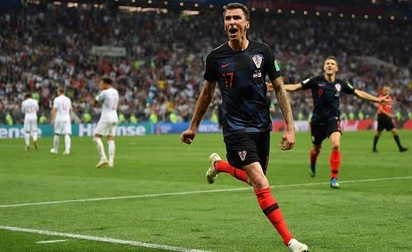 لأول مرة في تاريخها..كرواتيا الى نهائي كأس العالم مع فرنسا بعد فوزها على انكلترا (2-1)