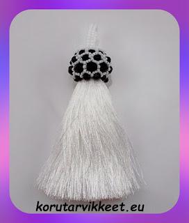 Riipus - tupsu-lanka, lasihelmet, siemenhelmet - korutarvikkeet, helmikauppa netissä