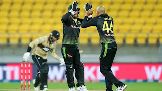 New Zealand vs Australia 3rd T20I 2021 Highlights