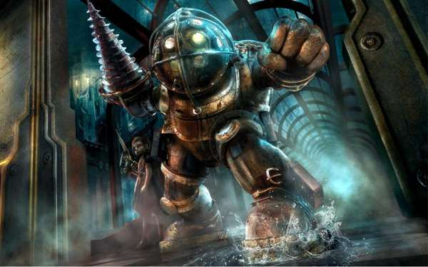 Games Best Futuristic World
