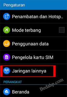 Cara Mengunci Sinyal Jaringan 3G Android