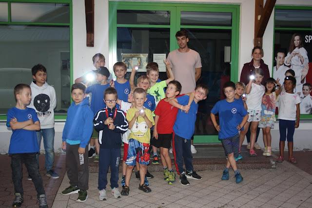 Sommercamp mit Nachtwanderung