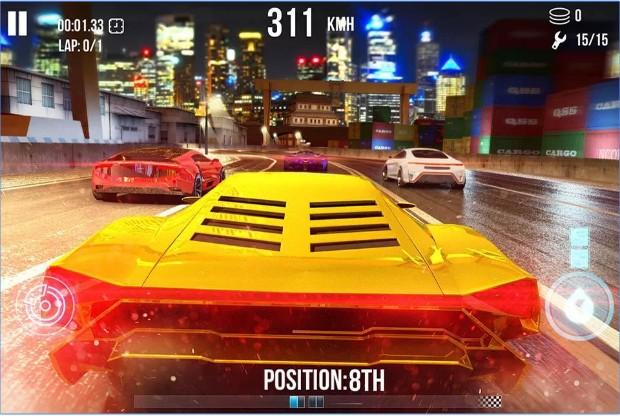 5 Game Balap Mobil 3D Ringan Untuk Android Dengan Grafis HD