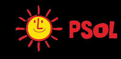 Resultado de imagem para NOTA DO PSOL