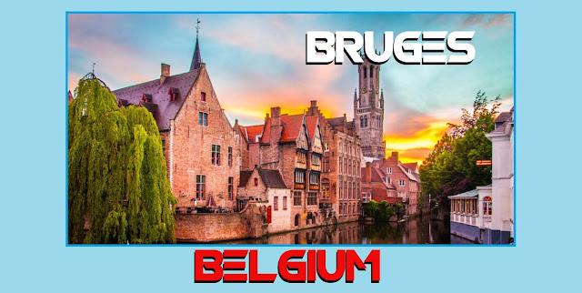 السياحة في بلجيكا بين الجمال والطبيعه بلجيكا والحضارة belgium