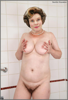 Nude Art - Famous older women fakes.