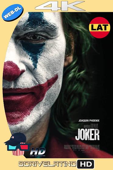 Joker (2019) WEB-DL 4K SDR Latino-Ingles MKV