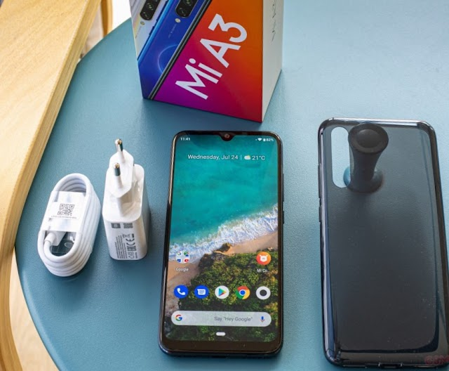 Mi A3 Launched in Nepal: Specifications & Features