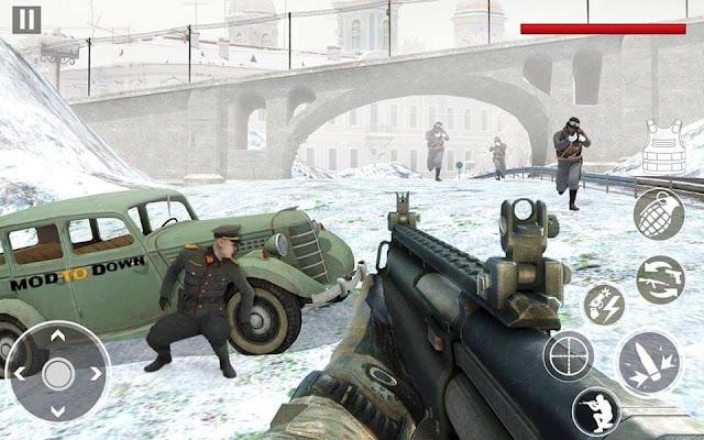تحميل لعبة الحرب العالمية الثانية للأندرويد