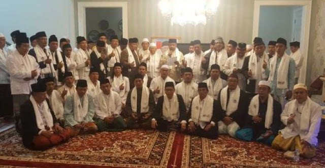 Ulama se-Jaksel Deklarasi Dukung Jokowi-Ma'ruf