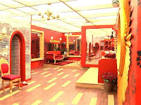 Bigg Boss 9 bathroom
