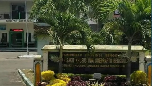 Rumah Sakit Jiwa Bengkulu Dipenuhi Pasien Stres dari Pendukung Capres