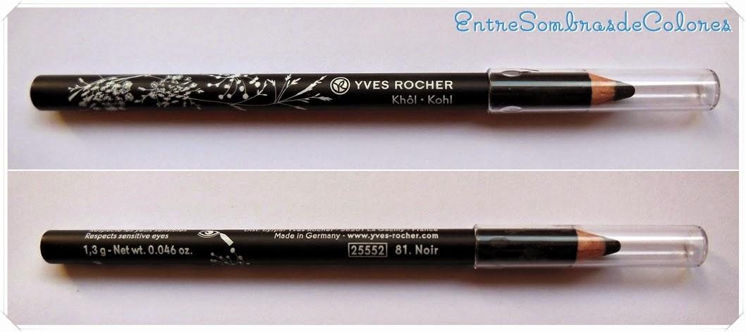 Lápiz ojos khôl (81.Noir) Yves Rocher