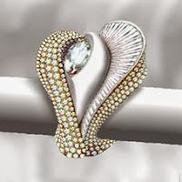 הדמייה דו מימדית לטבעת