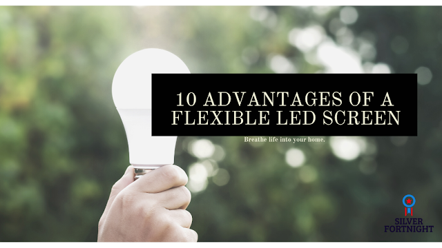 8 Advantages of a Flexible LED Screen
