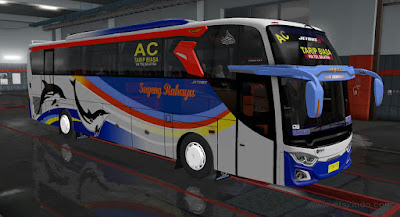 Livery Sumber Group Jetbus 3 HDD