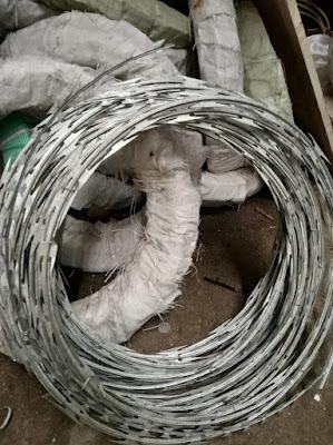 Produksi Kawat Silet Murah dan Berkualitas