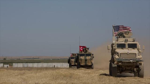 Siria promete defender su soberanía ante planes de Turquía y EEUU