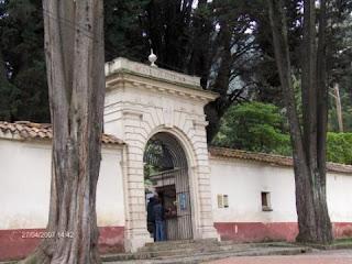 Casa Museo Quinta de Bolívar en Bogota