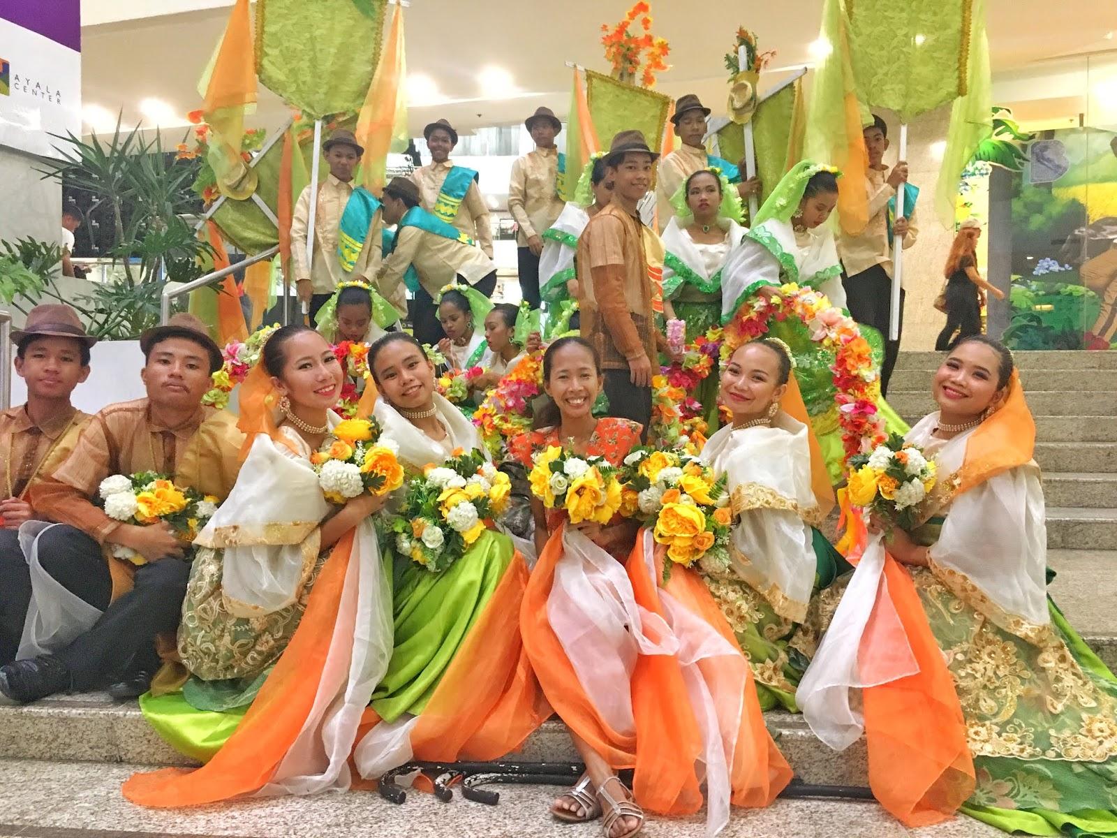 Bulacan Singakaban Festival dancers