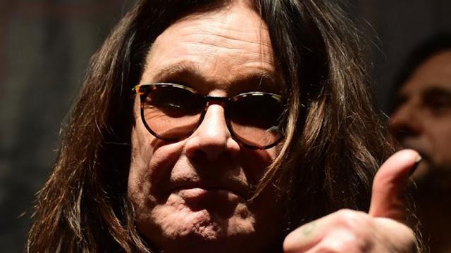 Ozzy Osbourne rusia 2018
