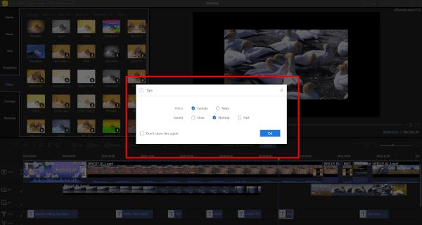 برنامج BeeCut VIP 1.6.8.15 لانشاء مقاطع فيديو إحترافيه