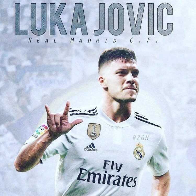 DONE DEAL: Real Madrid Sign Luka Jovic For €60m (Sky Sports