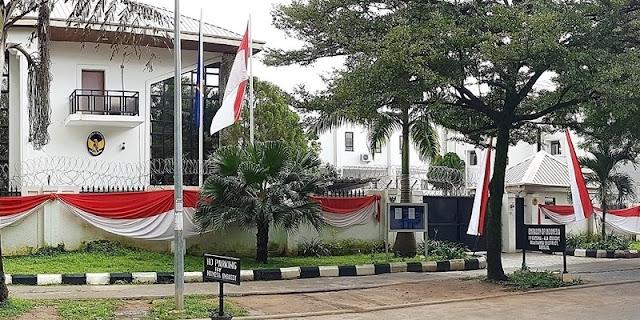 Asosiasi Duta Besar Nigeria Minta Dubes Indonesia Usra Harahap Kembali ke Jakarta