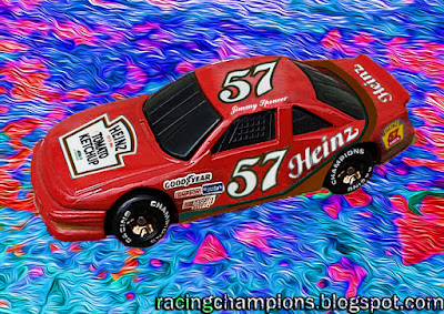 Jimmy Spencer #57 Heinz Pontiac