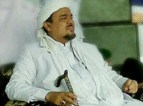 Inilah Pesan Imam Besar FPI Untuk Masyarakat Indonesia yang Dilanda Corona