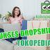 Cara Menjadi Dropship Sukses di Tokopedia Untuk Pemula