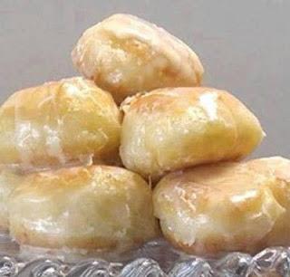 Homemade Krispy Kremes