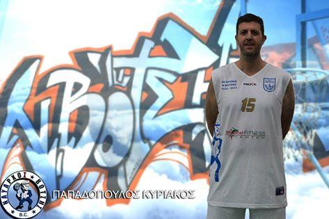 Θρήνος στο ερασιτεχνικό μπάσκετ της Θσσαλονίκης και στο Ναύαρχο Βότση-Απεβίωσε ο Κυριάκος Παπαδόπουλος