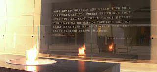 Hall of Remembrance - Holocaust Memorial, Washington D.C.