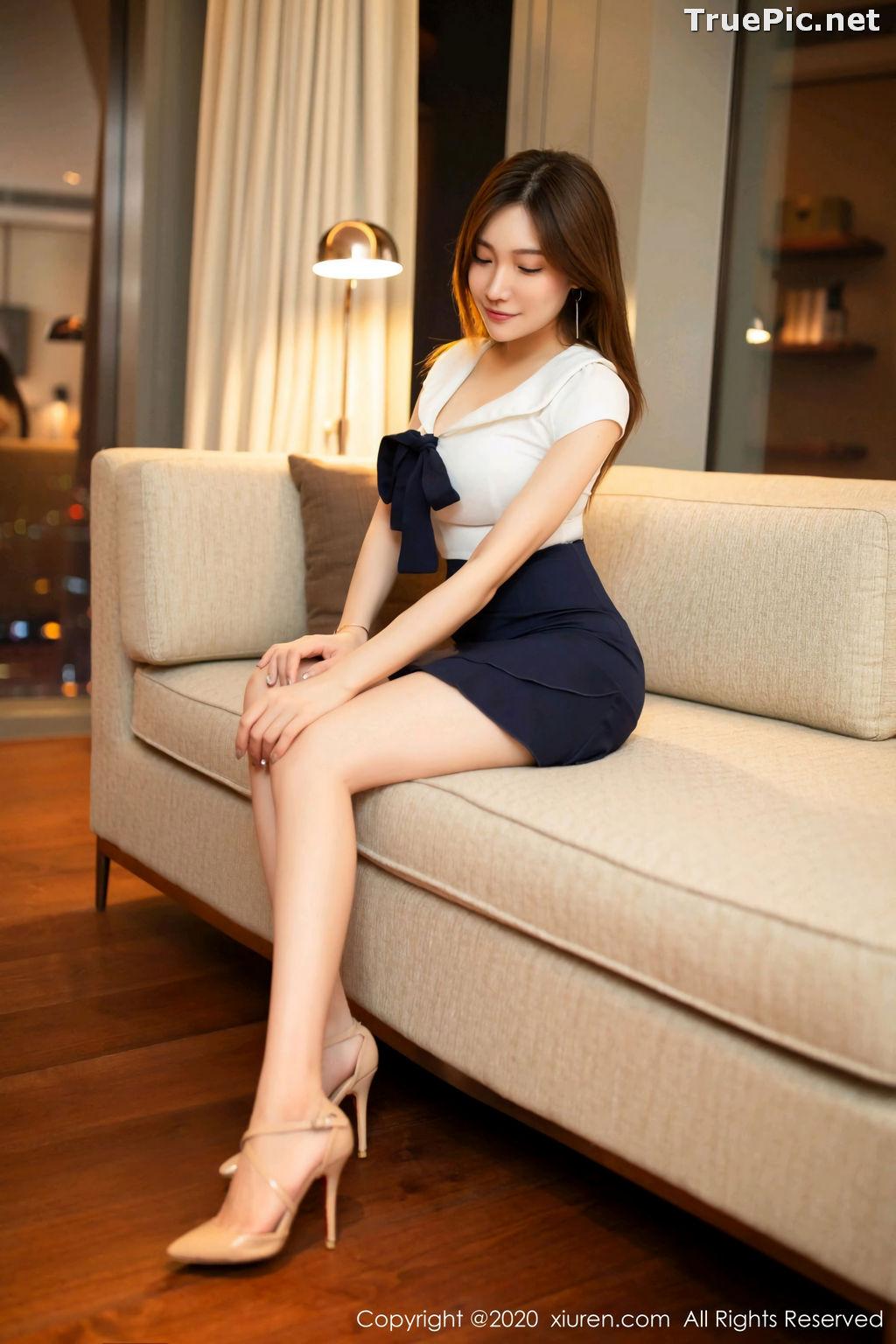 Image XIUREN No.2306 - Chinese Model - Xiao Hu Li (小狐狸Kathryn) - TruePic.net - Picture-6
