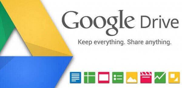 Gambar Logo Google Drive