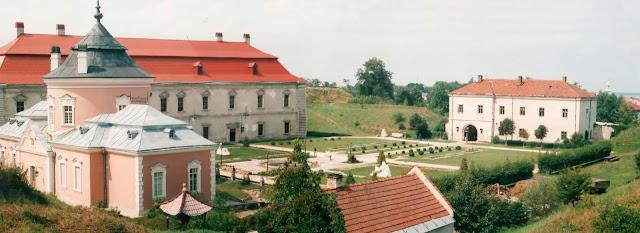 Замки Львовской области - Золочевский замок
