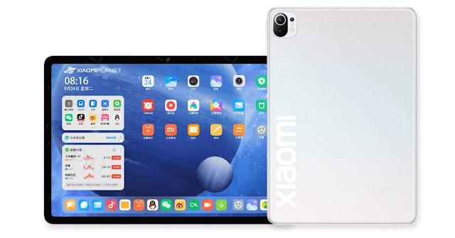 شاومي ستطلق جهازها اللوحي المنتظر Xiaomi Mi Pad 5 في أغسطس القادم وإليك أهم المواصفات