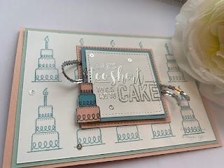 card with Amazing Life Stamp Set Stampin Up