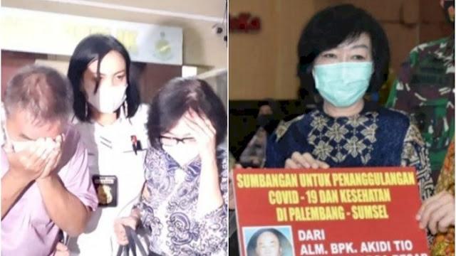 Prank Hibah Rp2 Triliun, Polisi Bawa Anak Akidi Tio ke RSJ Gegara Selalu Mengaku Sakit