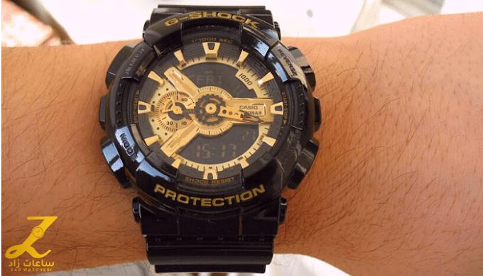 اكتشف واحدة من افضل ساعات كاسيو جي شوك الرياضية G-Shock والفخمة