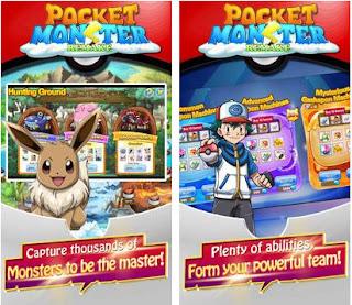 Pocket Monster - Remake MOD APK