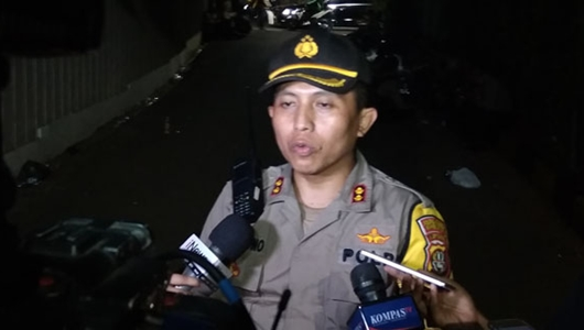 Polisi Jaga Kantor DPP Golkar Hingga Malam