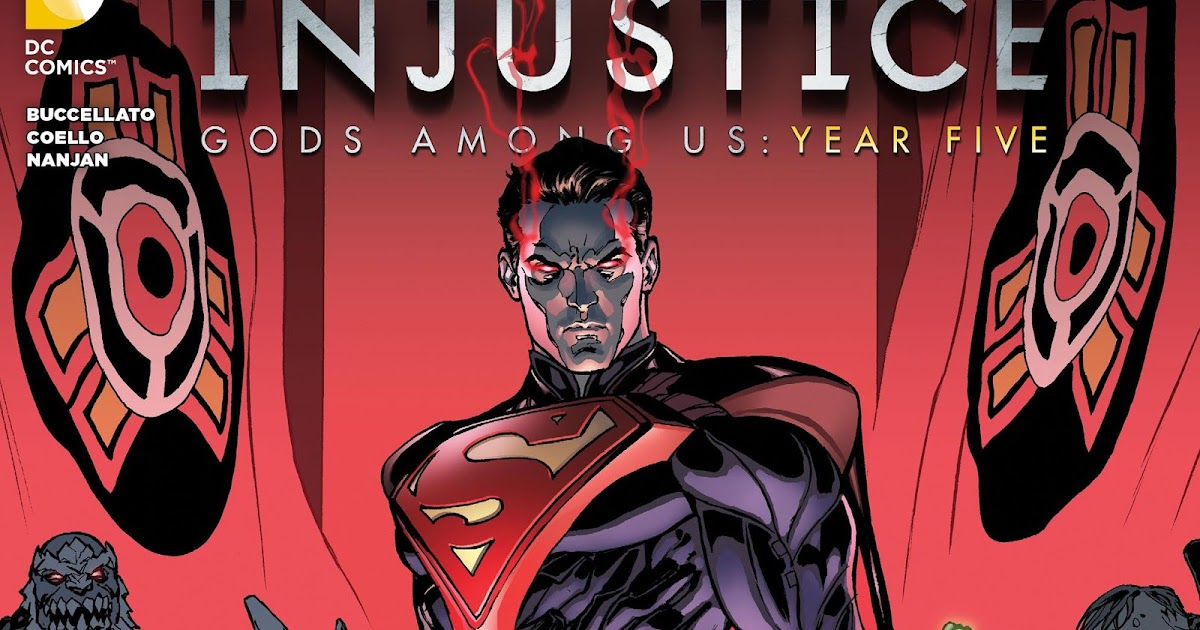 Weird Science Dc Comics Injustice Gods Among Us Year Five 2 Review