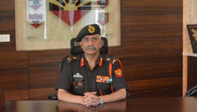 Kerajaan India melantik Lt Gen Manoj Mukund Naravane sebagai ketua tentera seterusnya