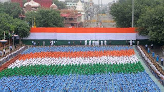 Jai Hind, Vande Mataram, Indian independence, 1947, 15th August, Freedom, Democracy