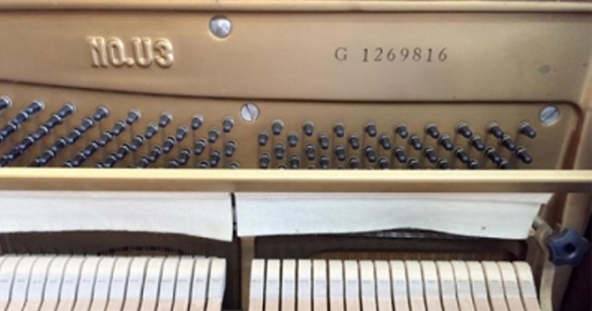 Seri piano yamaha u3g